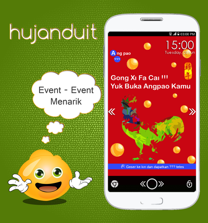 Hujan Duit- screenshot