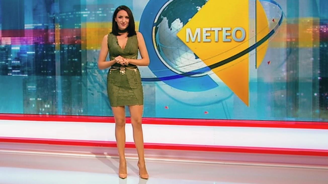 Meteo pe Kanal D, cu Anca Ciota