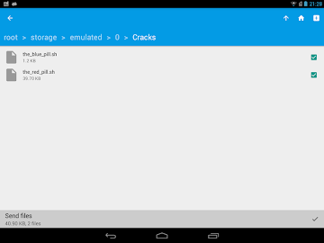 Wi-Fi Talkie FREE Screenshot 14