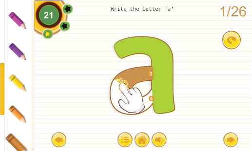 Learning ABC Screenshot