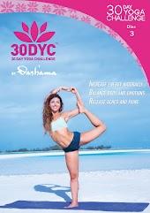 Dashama Konah Gordon - 30DYC: 30 Day Yoga Challenge With Dashama Disc 3