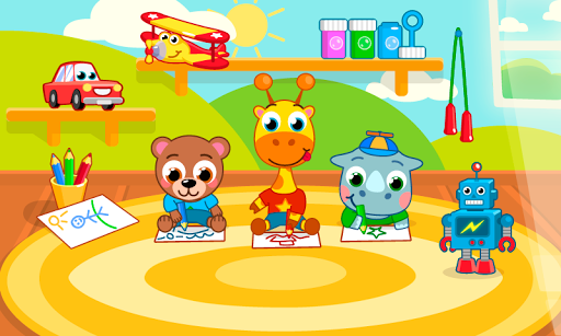 Kindergarten : animals  screenshots 9