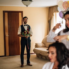 Wedding photographer Galina Kotaranova (Kotaranova). Photo of 18.05.2018