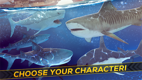Shark Attack To Pirate Ship For Pc And Mac