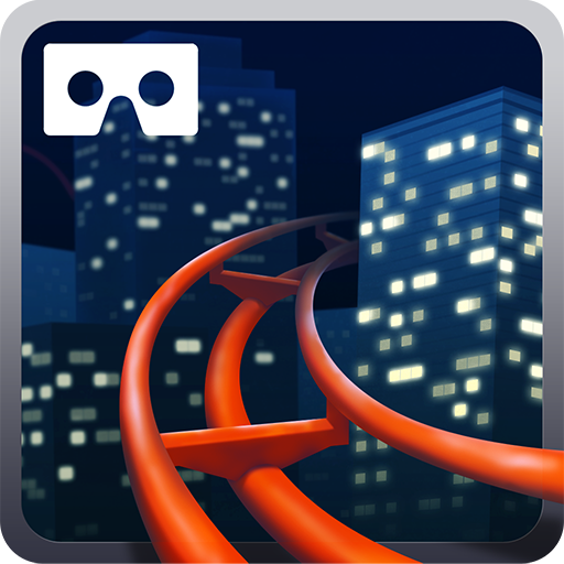 RollerCoasterVR DarkCity (game)