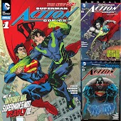 Action Comics Annual (2012)