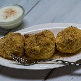 Curd Cheese Dumplings.