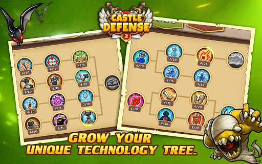 Castle Defense 2 3.2.2 screenshots 20