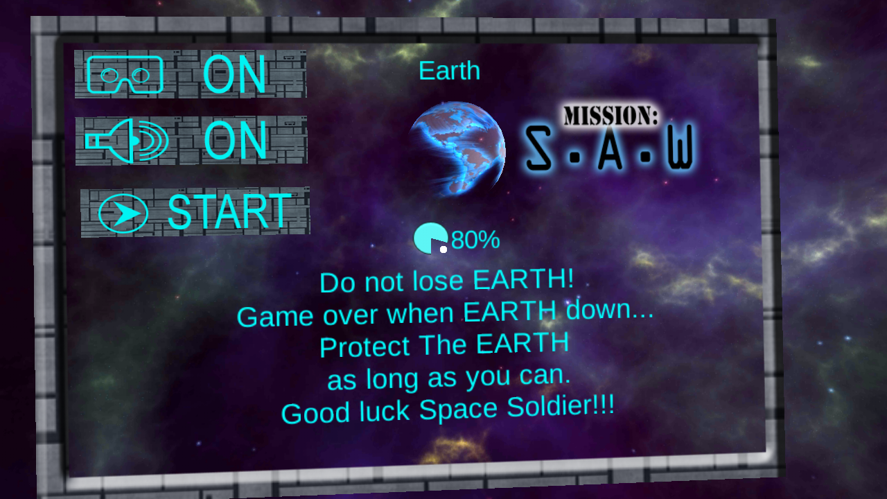 Mission: S.A.W - Free VR Game- screenshot