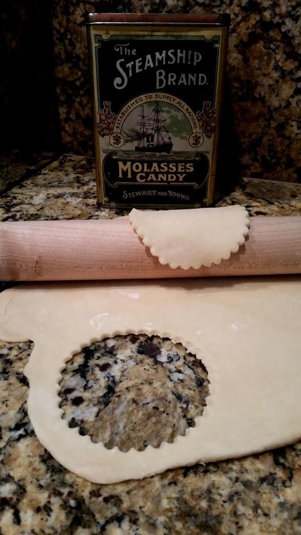 Moms Simple Pie Crust Recipe