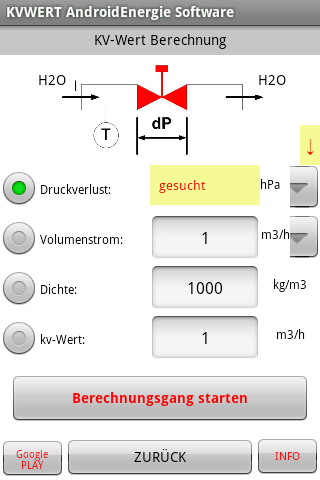 android Warmwasser Zirkulation Screenshot 5