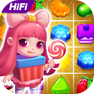 Pastry Crush – Candy Puzzle for PC and MAC