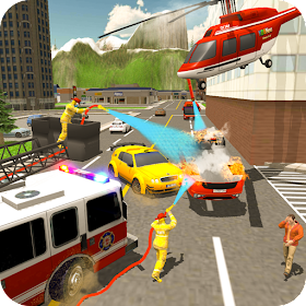 New York Fire Rescue Simulator 2019