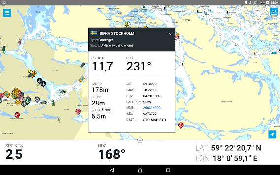 Download Eniro At Sea Free Charts APK APKNamecom - Map sweden eniro