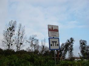 Photo: Na tym odcinku Stobrawy się wie gdzie się jest