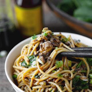 Vegan Dan Dan Noodles #Recipe