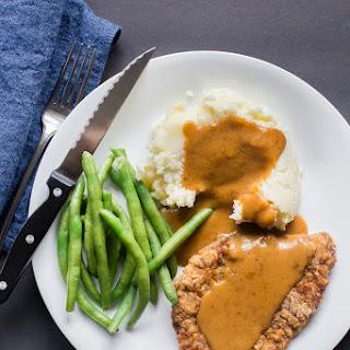 Chicken Fried Steak (Gluten-free, Paleo, Perfect Health Diet, Whole30-friendly)