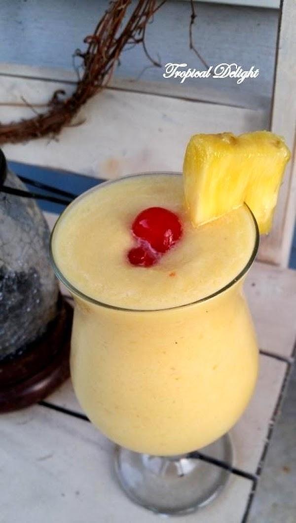 ~ Tropical Delight ~ Recipe