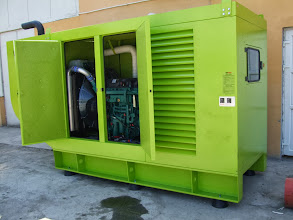 Photo: Generator Volvo 305 kva, Succes Nic Com srl, Tg. Jiu