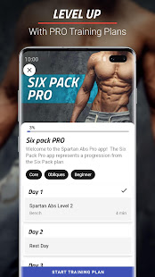 Six Pack in 30 Days Abs Workout PRO 4.2.5 Paid APK For Android - 8 - images: Download APK free online downloader | Download24h.Net