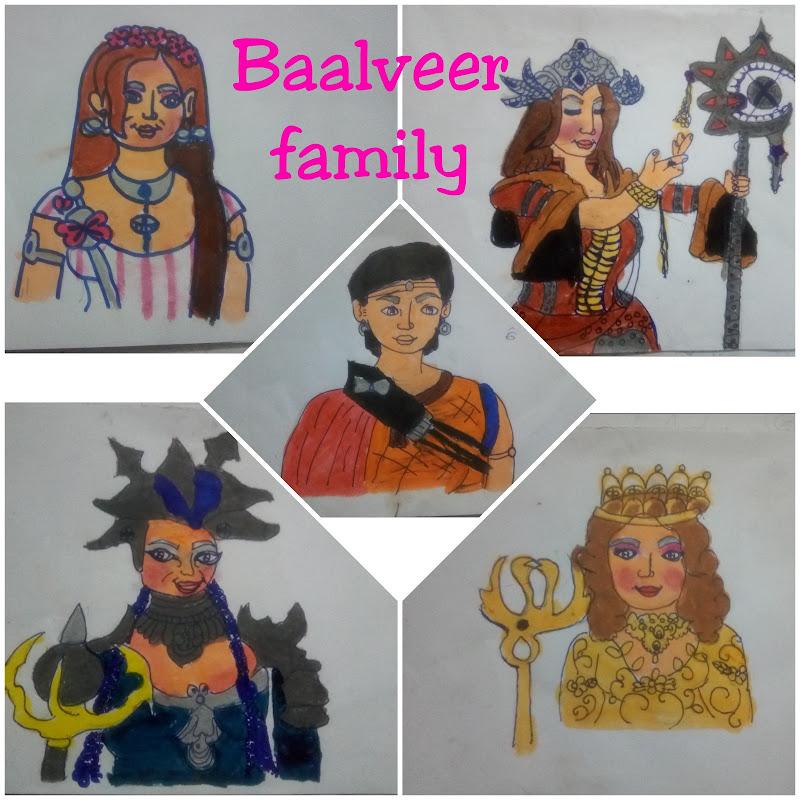 Baal Veer Family's | Plowns