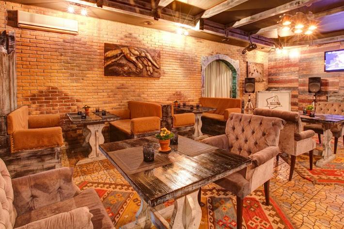 Фото №3 зала Хинкальная City на Башиловской