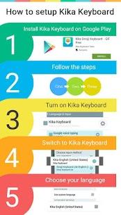 Rose-Gold-Emoji-Kika-Keyboard 3