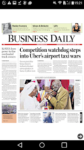 Business Daily Epaper - náhled