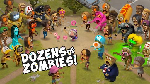 Kids VS Zombies: Brawl for Donuts 1.0.0.883 screenshots 1