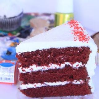 Easy Red Velvet Cake