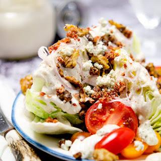 Ultimate Iceberg Wedge Salad.