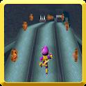 Crazy Shadow Running icon