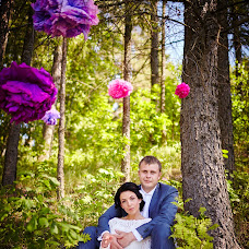 Wedding photographer Anna Kuzmina (xrustja6ka). Photo of 17.07.2015