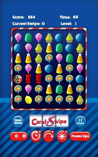 Candy Swipe®- screenshot