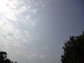 Photo: Summer is around the corner, the Pune sky in the mid of March 2014. 16th May updated (日本語はこちら) -http://jp.asksiddhi.in/daily_detail.php?id=544