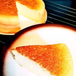 Honey Cotton Cheesecake.