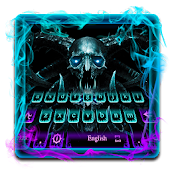 Hell Ghost King keyboard