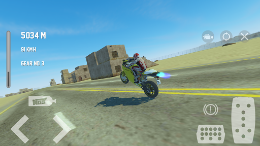Motorbike Crush Simulator 3D  screenshots 5