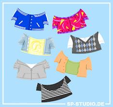 Photo: UPDATE: New clothes for your SP-Studio characters! Visit www.sp-studio.de :)
