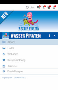 Wasser Piraten- screenshot thumbnail