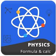 Physics formula and calculator Buildin