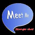 Meet Me - Stranger Chat icon