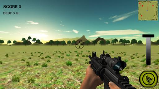 Cheetah Hunter Jungle Sniper3D