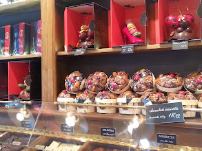Photo: Further chocolate shopping atMaison Georges Larnicol