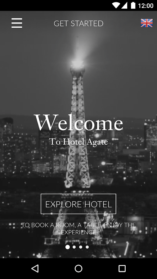 Hotel Agate- screenshot