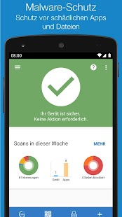 avast mobile security kein update