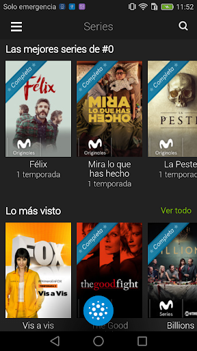 MOVISTAR+ 5.1.8 screenshots 2