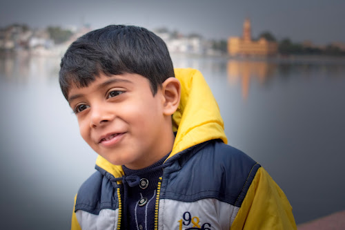 Darsh Malviya portratit  by Basant Malviya - Babies & Children Children Candids ( portrait,  )