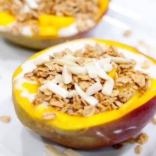 Mango Breakfast Bowl.