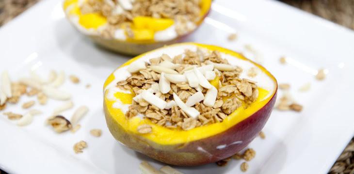 Mango Breakfast Bowl Recipe
